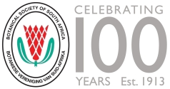 botanical society of south africa centenary logo