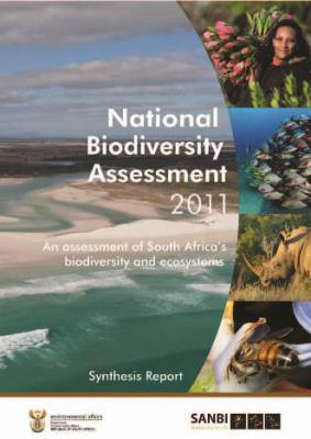 National Biodiversity Assessment 2011 - front cover