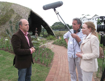 Kristal Maze interviews Carlos Manuel Rodriques of Conservation International