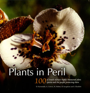 Plants in Peril cover