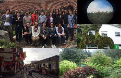 Red Listing training of Colombian Biologists